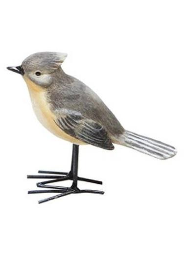 Kuş Figürlü Dekoratif Biblo-Warm Design